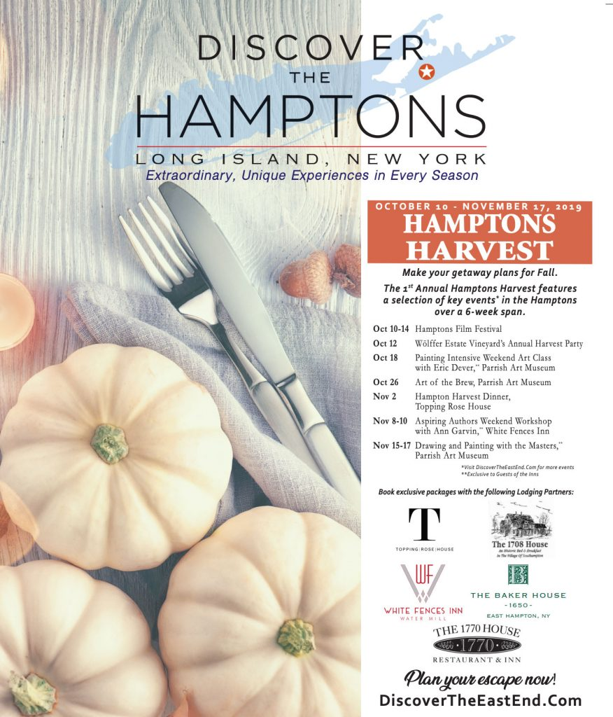 Hamptons Harvest 2019
