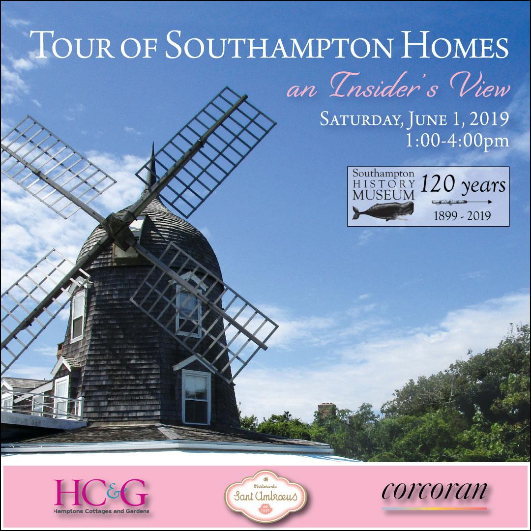 Tour of Southampton Homes
